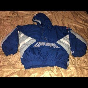 Starter ProLine Dallas Cowboys Jacket Size M NFL
